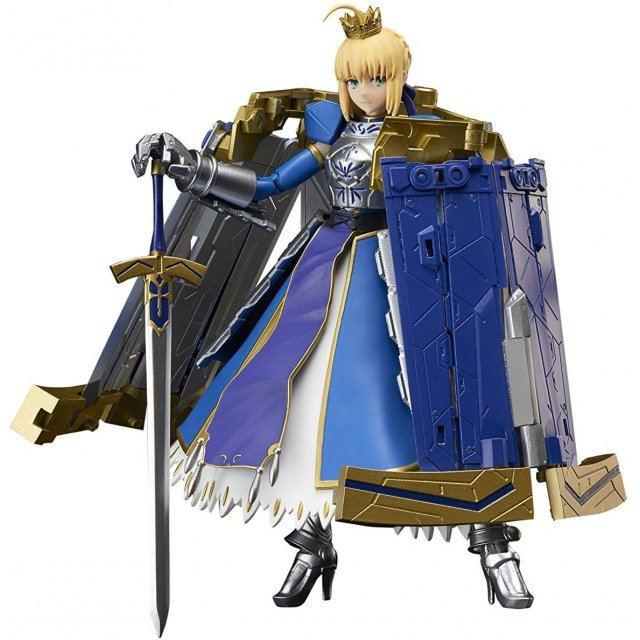 Armor Girls Project Fate/Stay: Saber/Altria Pendragon & Hengen Seshi Night Yakusoku Sareta Shouri no Ken (Variable Excalibur)