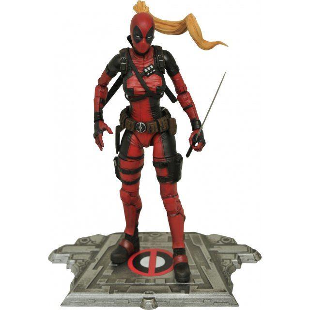 Marvel Select Action Figure: Lady Deadpool