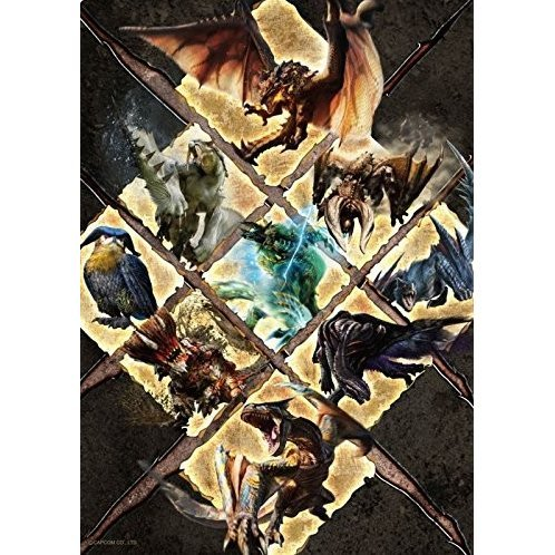 Monster Hunter XX A4 Clear File: Invasion of Monsters