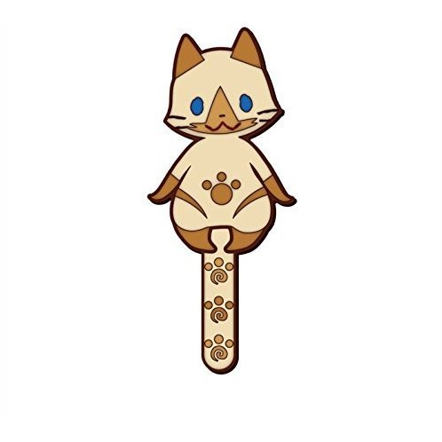 Monster Hunter XX Rubber Magnet Hook: Airou