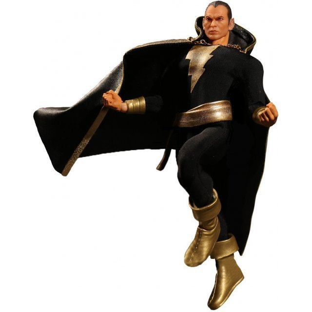 One:12 Collective DC Previews Exclusive Action Figure: Black Adam