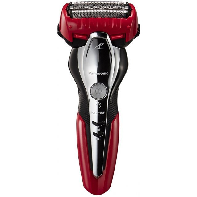 Panasonic ES-ST2N-R LAMDASH Men's Shaver (Red)
