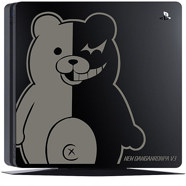 PlayStation 4 System 1TB HDD [New Danganronpa V3 Limited Edition]