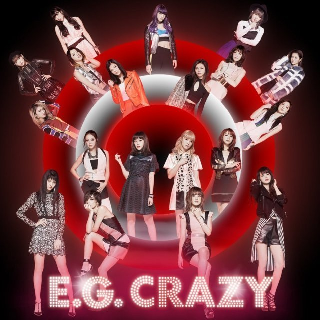 E.G. Crazy [2CD+DVD]