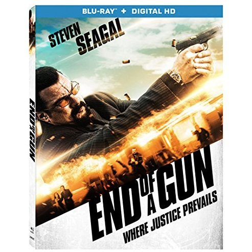 End of a Gun [Blu-ray+Digital HD]