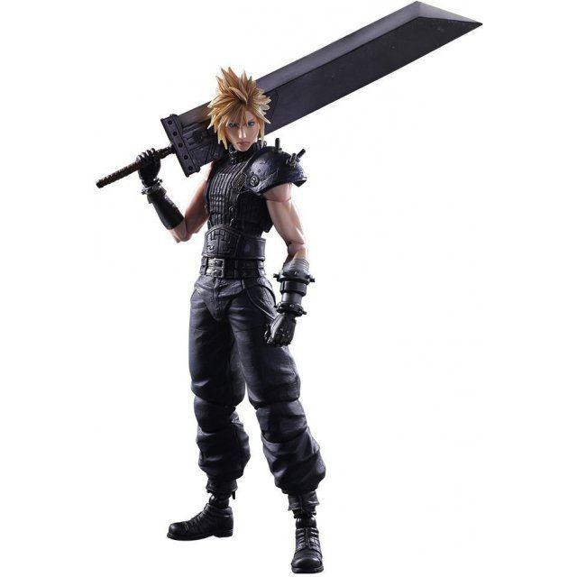 Final Fantasy VII Remake Play Arts Kai No.1: Cloud Strife