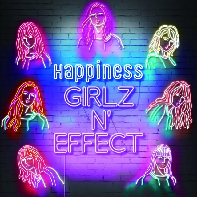 Girlz N' Effect [CD+DVD]