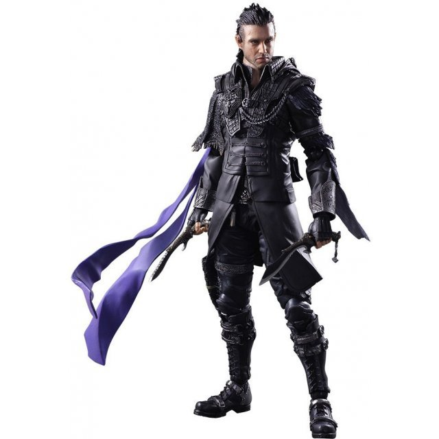 Kingsglaive Final Fantasy XV Play Arts Kai: Nyx Ulric