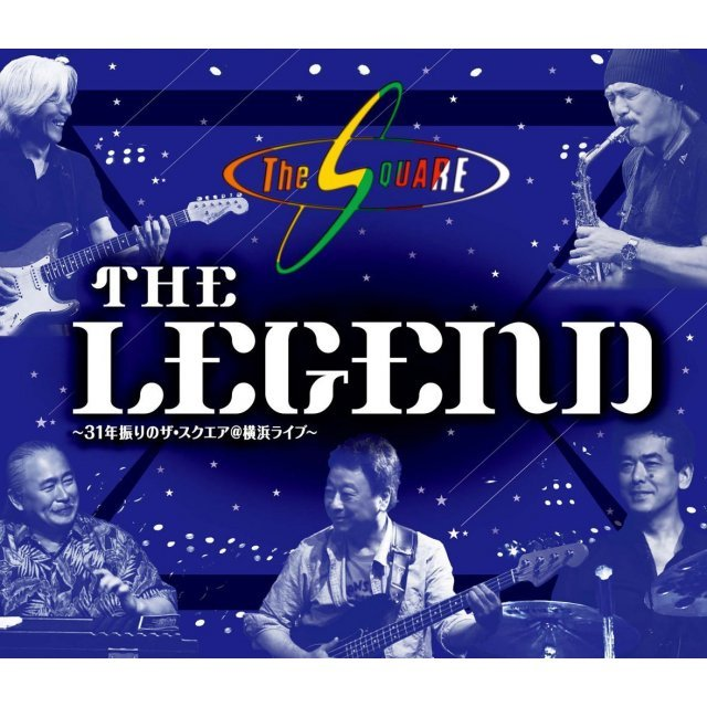 The Legend - 31 Nen Buri no The Square At Yokohama Live