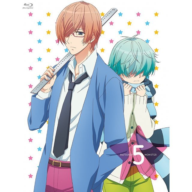 First Love Monster / Hatsukoi Monster 5 [Blu-ray+CD Limited Edition]