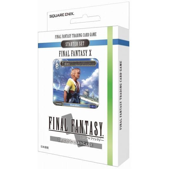 TCG Final Fantasy X Starter Set (Japanese Ver.) (Single Pack)