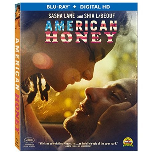 American Honey [Blu-ray+Digital HD]