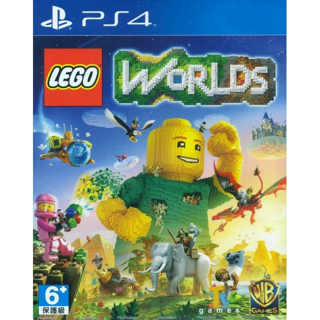 LEGO Worlds (English & Chinese Subs)