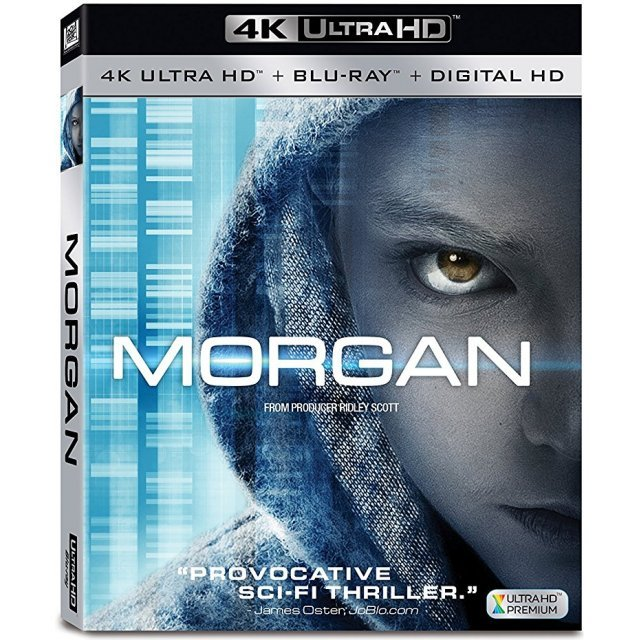 Morgan [4K Ultra HD Blu-ray]