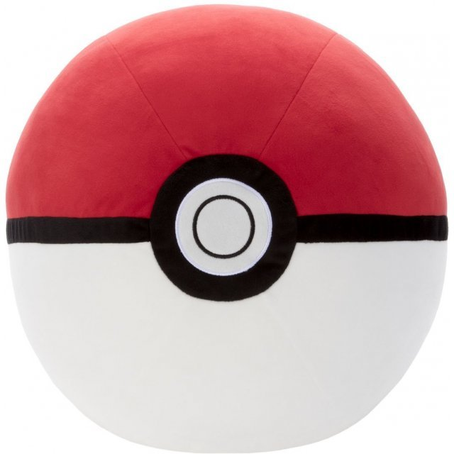 Pokemon Mocchi-Mocchi-Style Plush: Master Ball