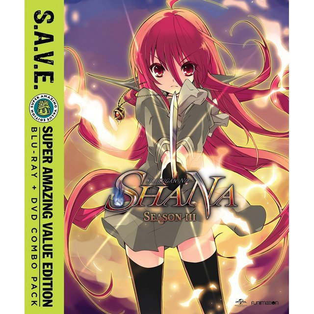 Shakugan No Shana - Season Three S.A.V.E.