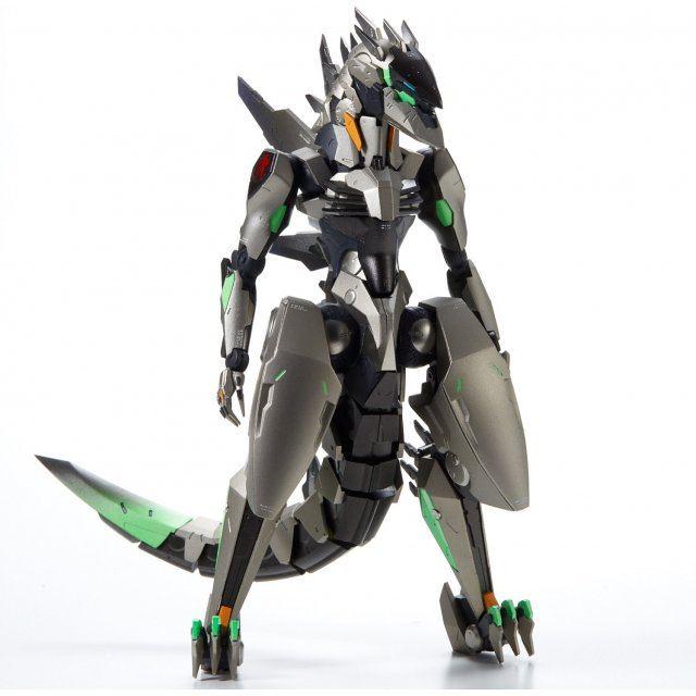 Riobot Godzilla vs. Evangelion: Nerv vs. G Kessen Heiki Shiryu Prototype Unit