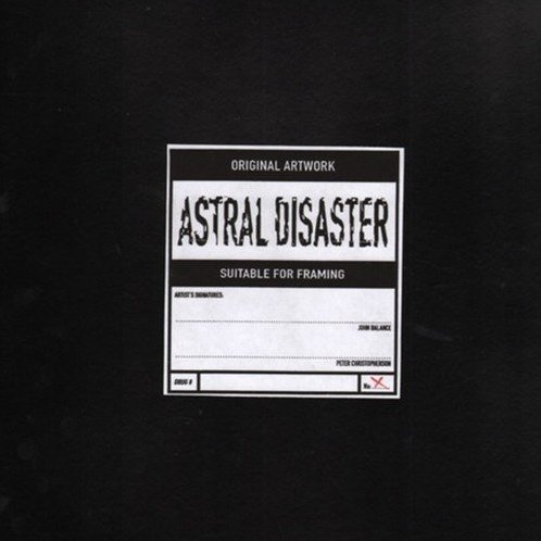 Astral Disaster [Limited Edition]