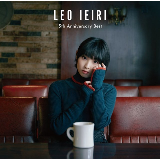 Leo Ieiri 5th Anniversay Best [CD+DVD Limited Edition Type A]