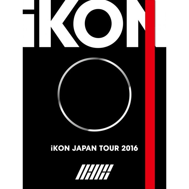 Ikon Japan Tour 2016 Deluxe Edition [2Blu-ray+2CD Limited Edition]