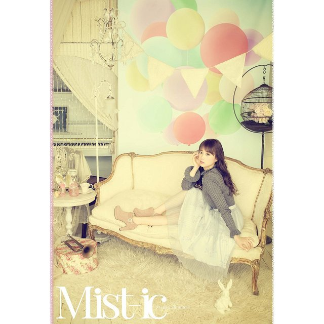 Mist-ic [CD+DVD Limited Edition Type B]