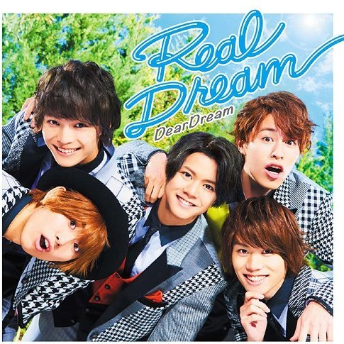 2.5 Jigen Idol Oen Project Drefes! 1st Album: Real Dream