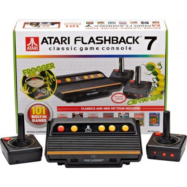 Atari Flashback 7 Frogger Edition
