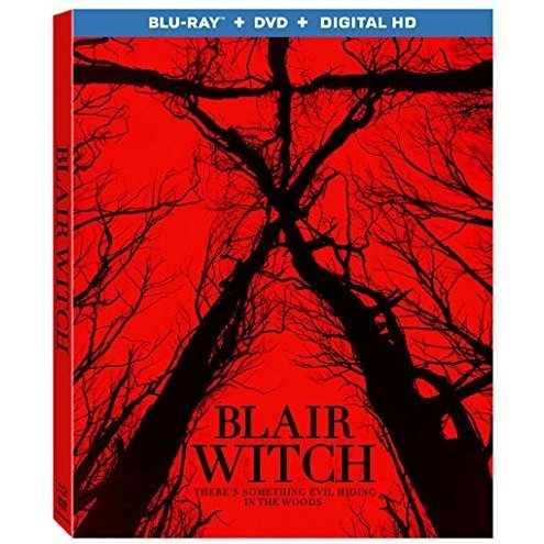 Blair Witch [Blu-ray+DVD+Digital HD]