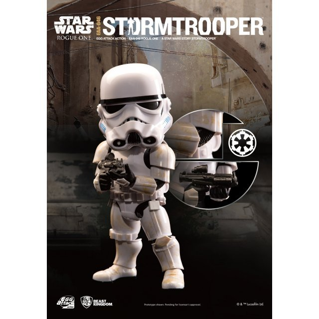 Egg Attack Action Rogue One A Star Wars Story: Stormtrooper