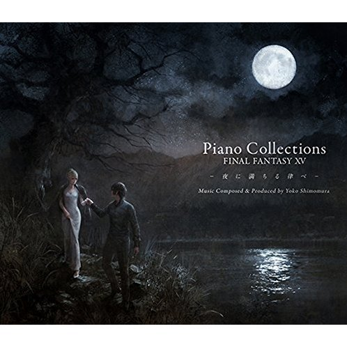 Final Fantasy XV Piano Collections: Moonlit Melodies