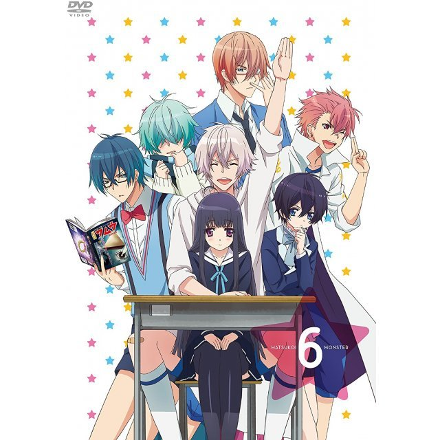 First Love Monster (Hatsukoi Monster) 6 [DVD+CD Limited Edition]