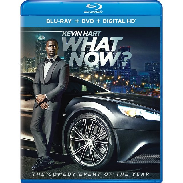 Kevin Hart: What Now? [Blu-ray+DVD+Digital HD]