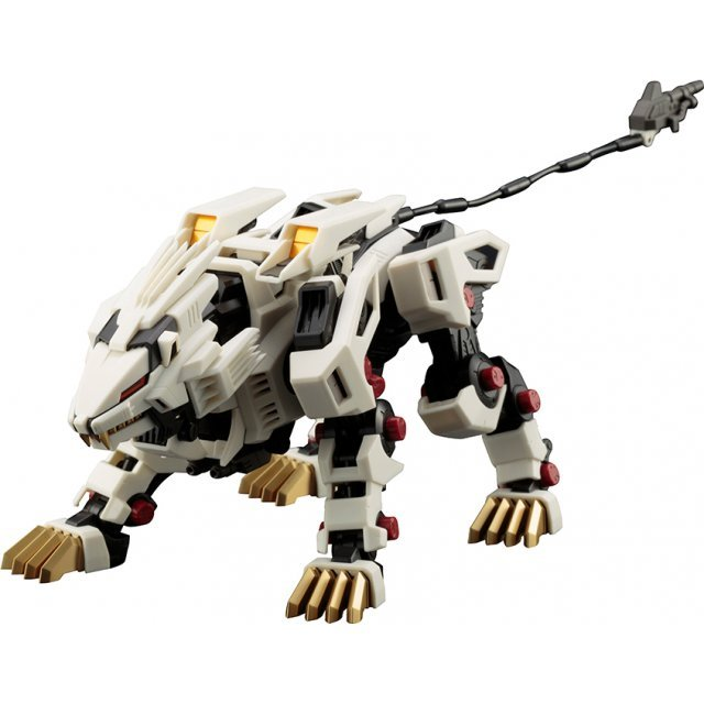 Zoids 1/100 Scale Action Figure: ZA Liger Zero