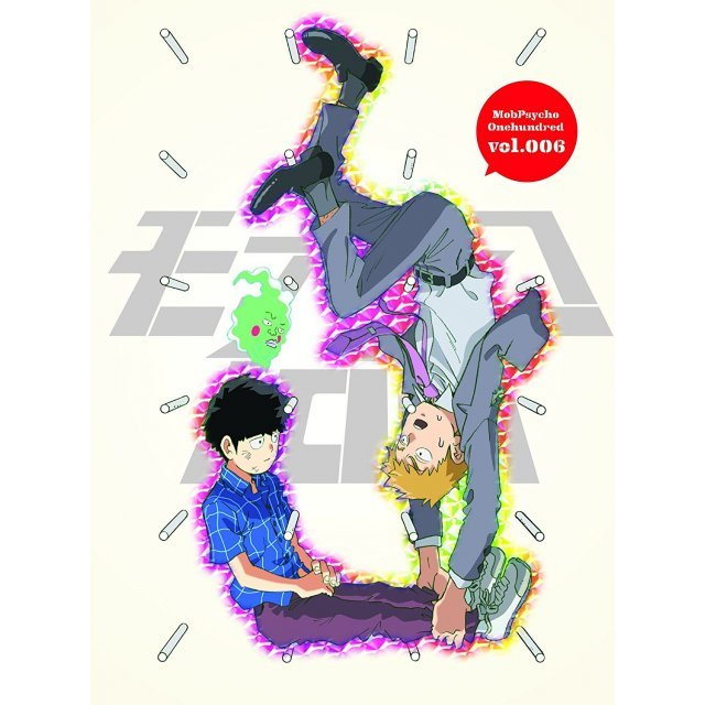 Mob Psycho 100 Vol.6 [Limited Edition]