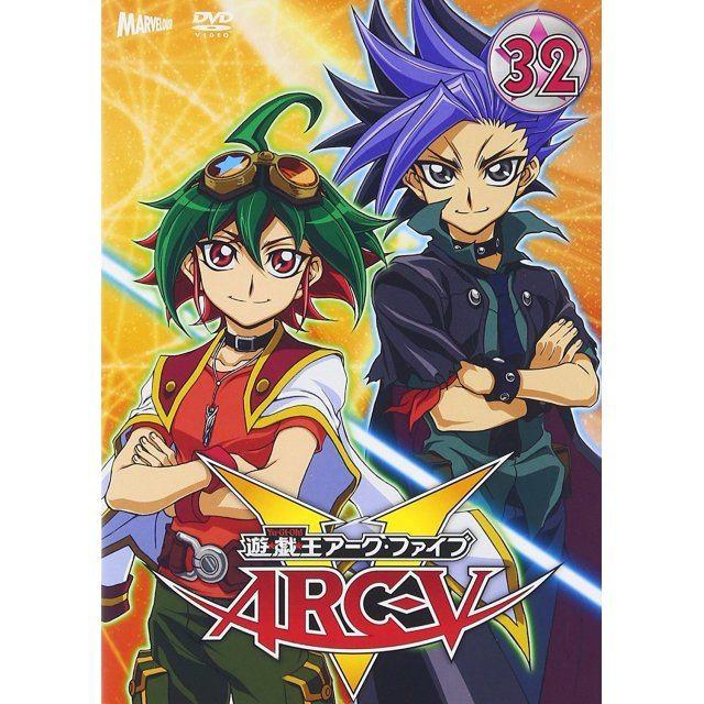 Yu-Gi-Oh! Arc-V Turn-32