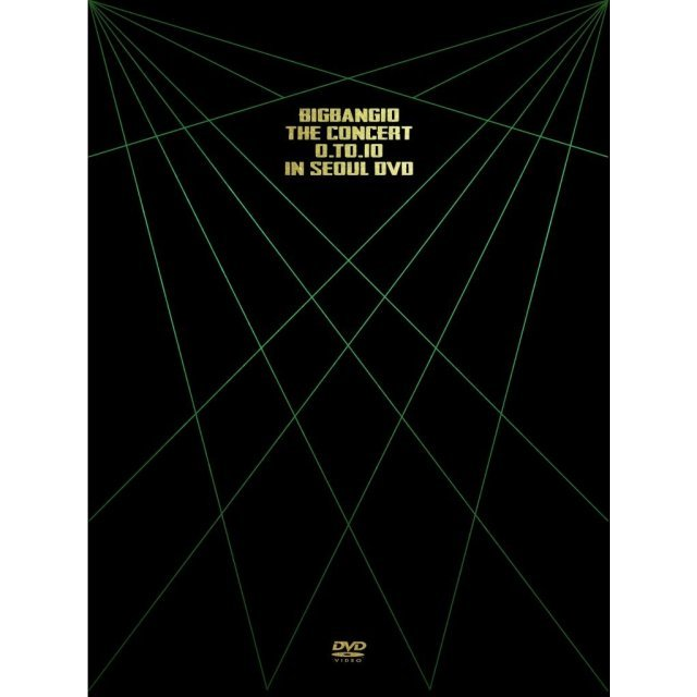Bigbang10 The Concert 0.To.10 In Seoul Dvd [3DVD+2CD Limited Edition]