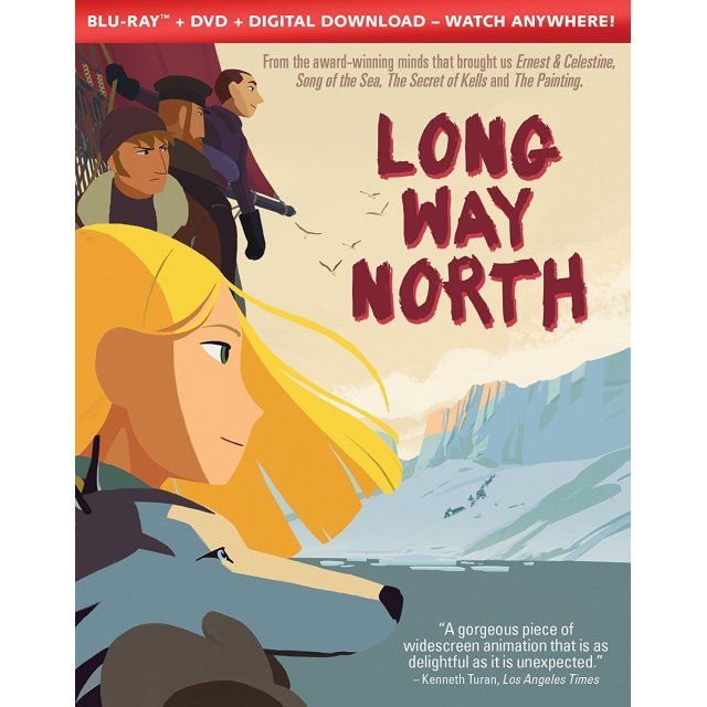 Long Way North [Blu-ray+Digital HD]