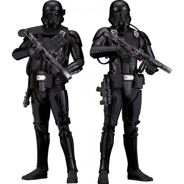 ARTFX+ Rogue One A Star Wars Story 1/10 Scale Pre-Painted Figure: Death Trooper 2 Pack
