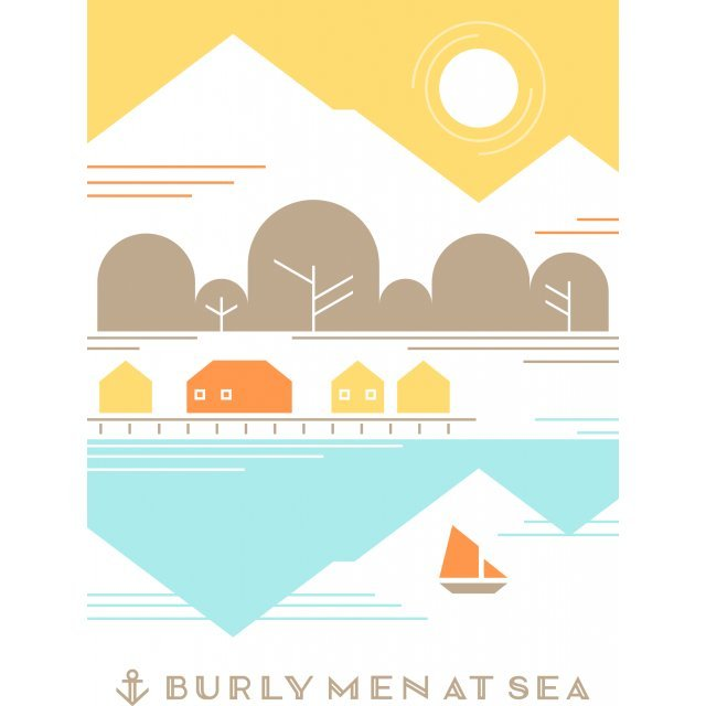 Burly Men at Sea (Steam)
