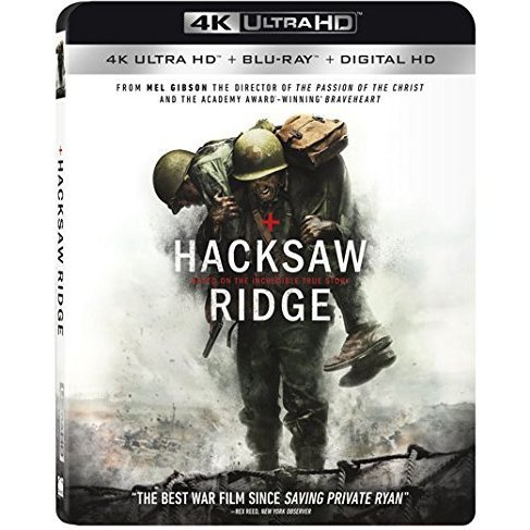 Hacksaw Ridge [4K Ultra HD Blu-ray]