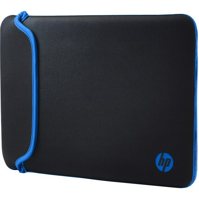 HP 15.6 Chroma Sleeve (Black/Blue)