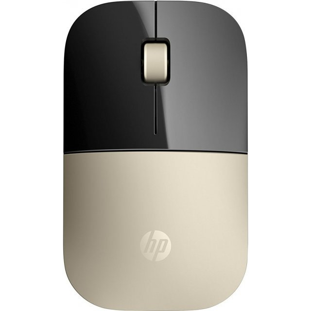 HP Z3700 Wireless Mouse (Gold)
