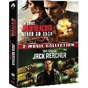 Jack Reacher + Jack Reacher: Never Go Back (2-Movie Collection)