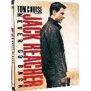 Jack Reacher: Never Go Back (Steelbook)