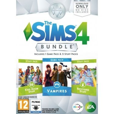 The Sims 4: Bundle Pack 4 (Origin)