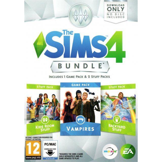 The Sims 4: Bundle Pack 4 (Origin)
