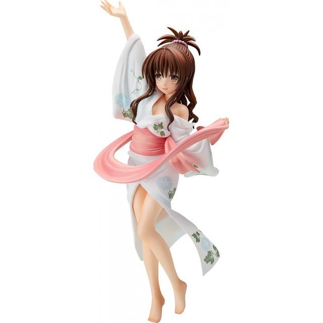 To Love-Ru Darkness 1/8 Scale Pre-Painted Figure: Mikan Yuuki Yukata Ver.