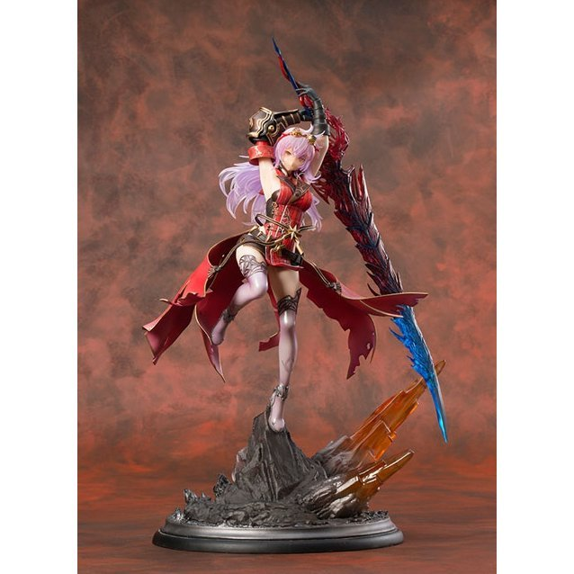 Yoru no Nai Kuni 1/8 Scale Pre-Painted PVC Figure: Arnas