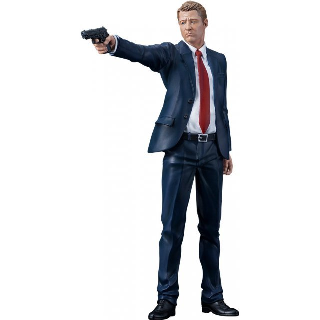 ARTFX+ Gotham 1/10 Scale Pre-Painted Figure: Jim James Gordon -Gotham-