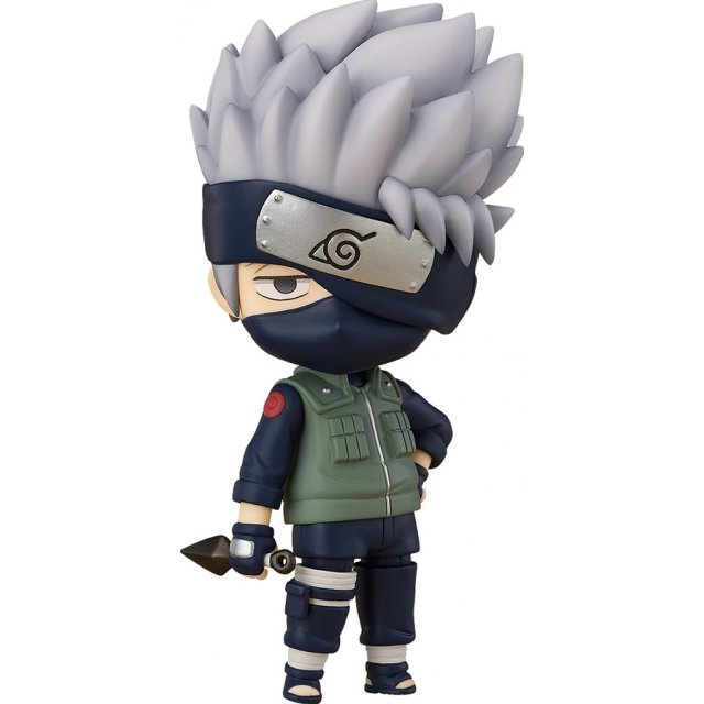 Nendoroid No. 724 Naruto Shippuden: Kakashi Hatake (Re-run)